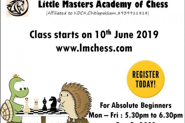 Absolute Beginner Classes