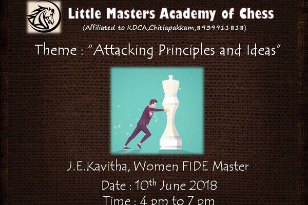 Attacking Principles and Ideas (Part -2) – June 2018