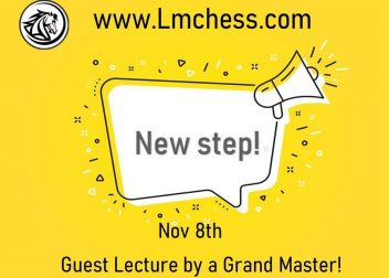 Guest Lecture by a Grand Master