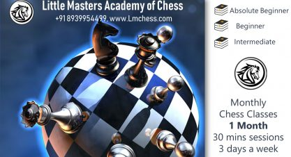 Monthly Chess Classes