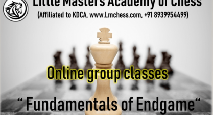 Online Group Classes Fundamentals Of End Games