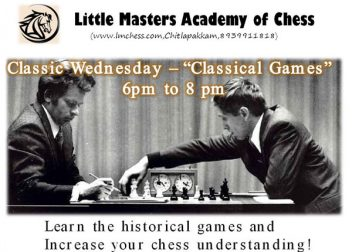 Classic Wednesday – Classical Games